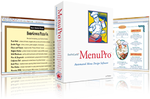 Click here for details about MenuPro and to see the demo video