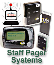 Click the image for a detailed description of the Staff / General Purpose Pager System